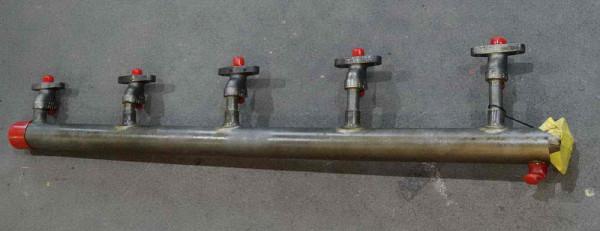 MAN Kühlwasserablaufleitung