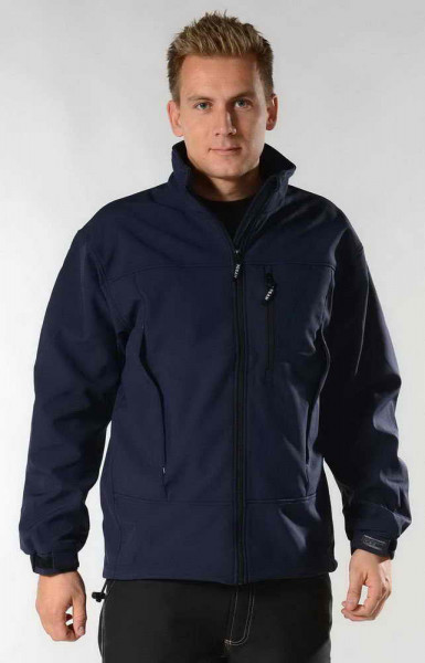 Ocean Softshell jacket for man
