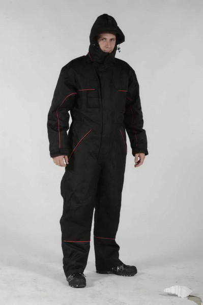 Ocean Thermo-Coverall Working Extreme Medusa