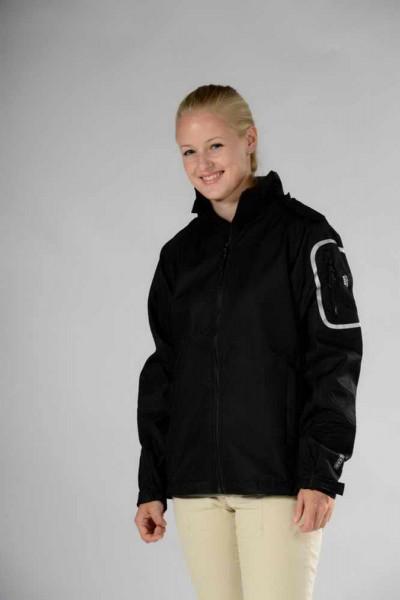Ocean Softshell jacket Women Techshell with hood