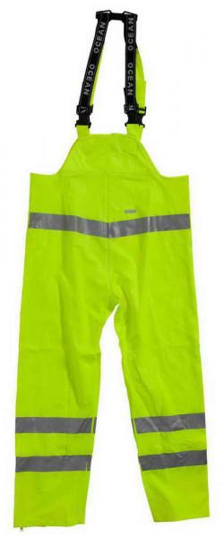 Ocean bib & brace Comfort light high visibility clothing