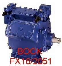 Bock FX16 2051 Compressor
