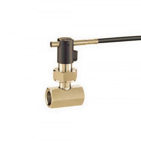 Strömungsschalter Typ VH3 - Sika Messtechnik und Regeltechnik –Messing
