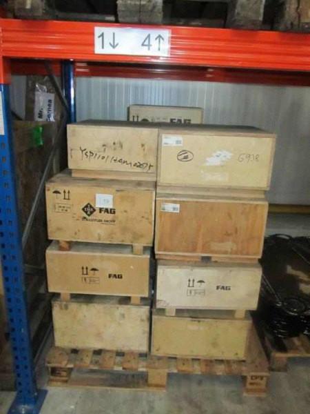 FAG-Kugellager-verschiedene-Typen-4-x-NU260-ME1-4-x-NU240-E-M1C3-8-x-NU248-E-M1C3-2-x-32340_95012588_0