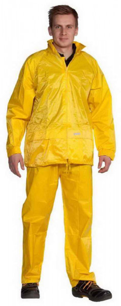 Ocean Nylon raincoat two-piece rain pants & slicker