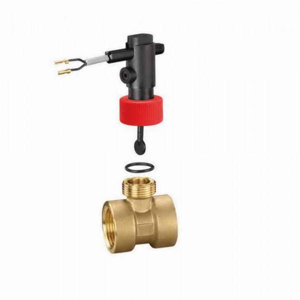 Strömungsschalter Typ VK3 (Messing-Rohrstück)