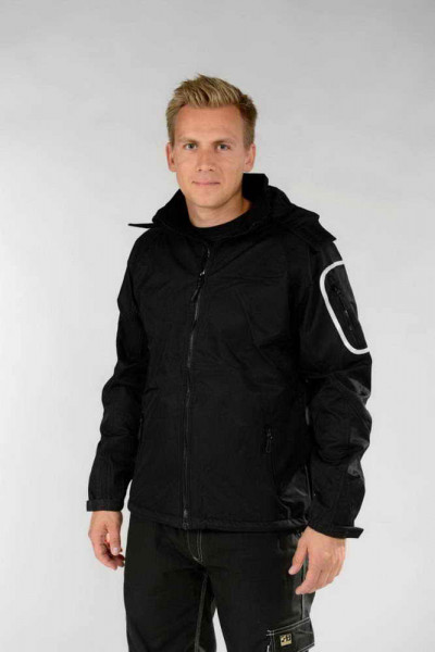 Ocean Men TECHSHELL jacket with hood