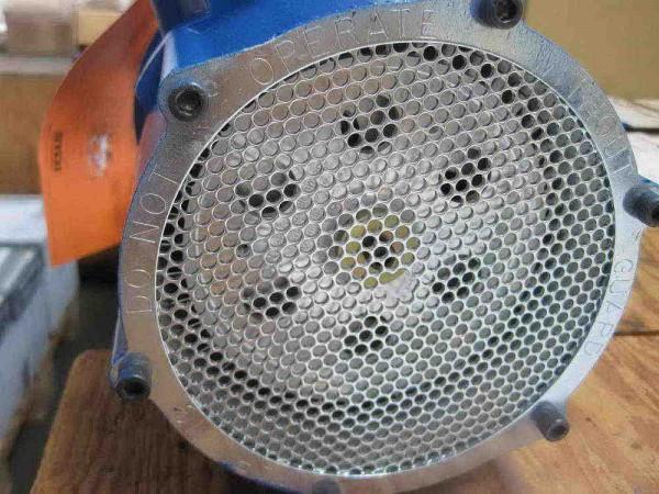 Pneumatic starter TDI T106F