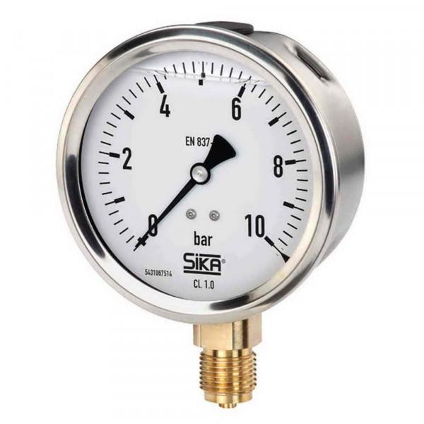 Manometer-0----06-bar-100mm-Anschluss-unten-ohne-Rand_22610015_heinowinter-com_0