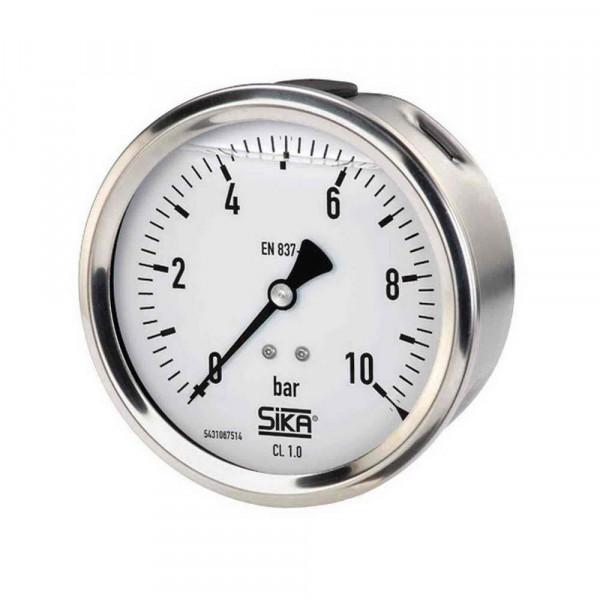 Manometer-0----160-bar--63mm-Anschluss-hinten_Außengewinde-G14_1300246_0