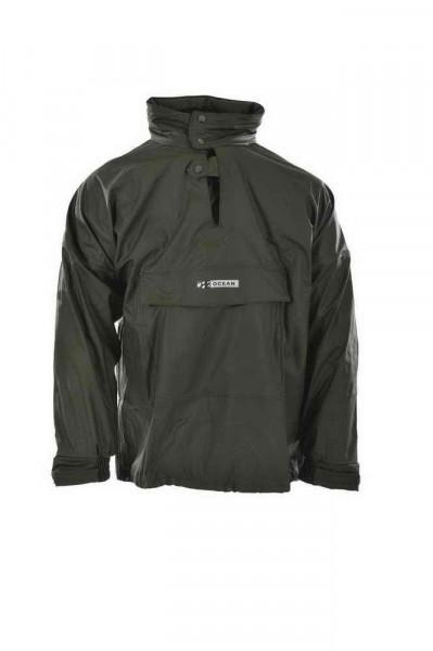 Ocean Bluse Comfort Stretch Tasche vorne - 210g PU
