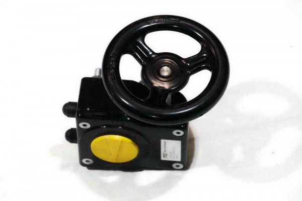 PCC 232-07 Schneckengetriebe