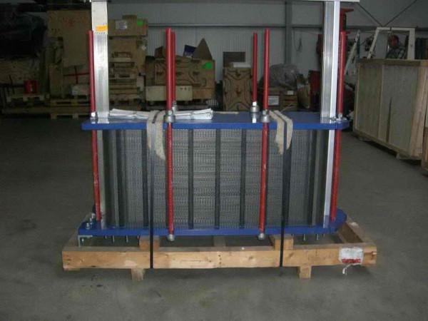Luboil Plate Cooler ALFA LAVAL M15 BFM