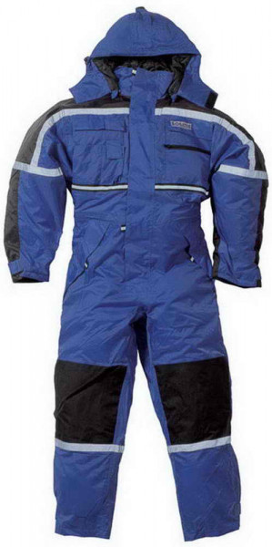 Thermo overalls breathable with reflex nylon
