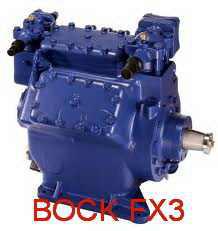 Bock FX3 Compressor