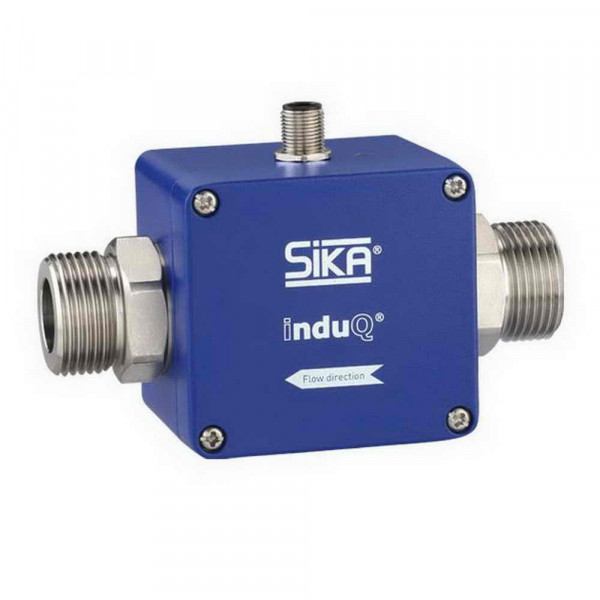 Magnetisch-induktiver Durchflusssensor Typ VMI 20 - Sika Messtechnik und Regelte_2018-05-03_08-46-32