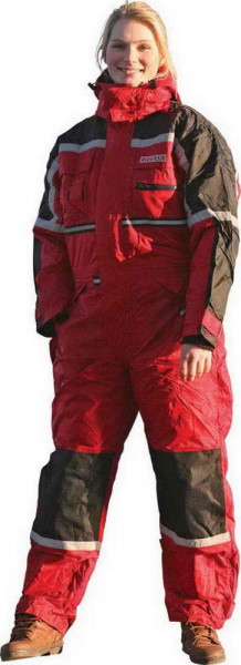 OCEAN Thermo overalls breathable with reflex nylon