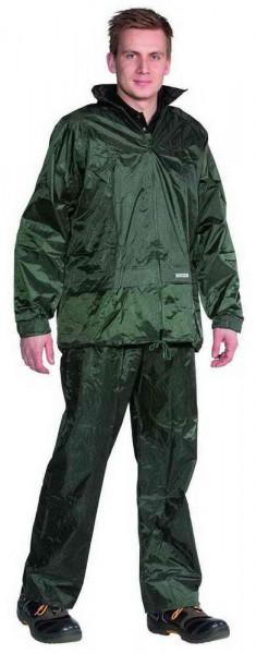 Ocean Light rain suit nylon 2-parts for travel