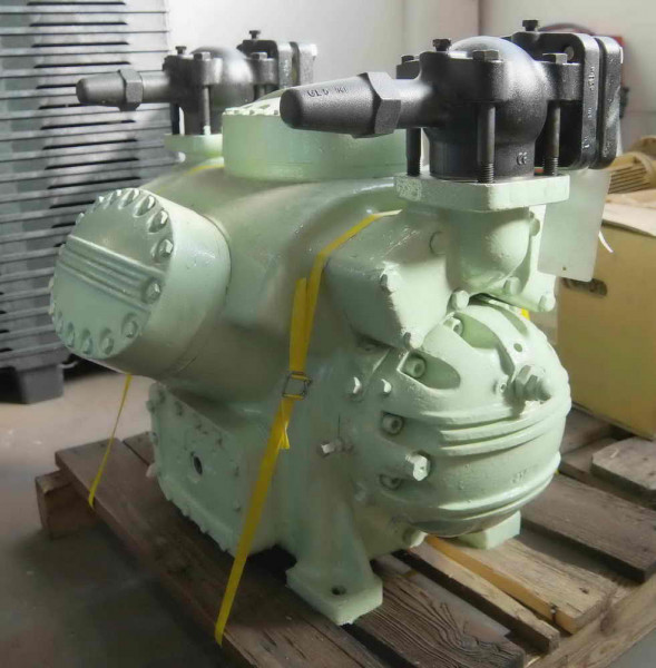 Carlyle 5 H 60 Kompressor