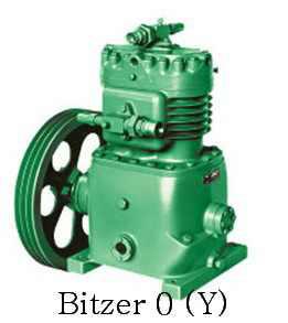 Bitzer Compressor 0Y
