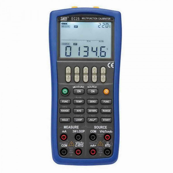 Multifunktions-Simulator Typ EC 25 - Sika Messtechnik und Regeltechnik – Opera_2018-05-16_09-27-38