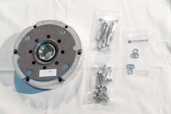 Clutch set with flywheel und screws STEYR